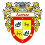Acevedo Coat of Arms 150x150 Spanish Coat Of Arms