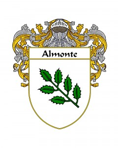 Almonte Spanish Coat of Arms