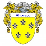 Alvarado Coat of Arms 150x150 Spanish Coat Of Arms