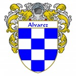 Alvarez Coat of Arms 150x150 Spanish Coat Of Arms