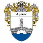 Aponte Coat of Arms 150x150 Spanish Coat Of Arms