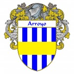 Arroyo Coat of Arms 150x150 Spanish Coat Of Arms