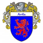 Avila Coat of Arms 150x150 Spanish Coat Of Arms