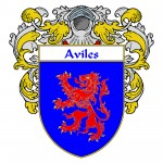 Aviles Coat of Arms 150x150 Spanish Coat Of Arms