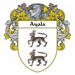 Ayala Coat of Arms 150x150 Spanish Coat Of Arms