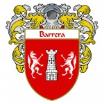 Barrera Coat of Arms 150x150 Spanish Coat Of Arms