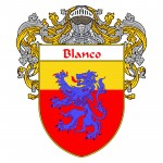 Blanco Coat of Arms 150x150 Spanish Coat Of Arms