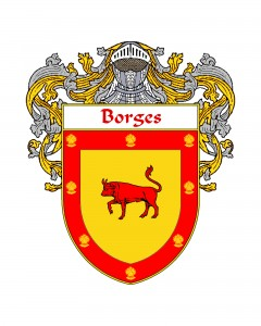 Borges Spanish Coat of Arms