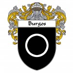Burgos Coat of Arms 150x150 Spanish Coat Of Arms