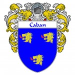 Caban Coat of Arms 150x150 Spanish Coat Of Arms