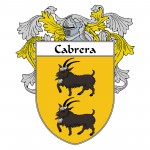 Cabrera Coat of Arms 150x150 Spanish Coat Of Arms