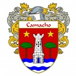Camacho Coat of Arms 150x150 Spanish Coat Of Arms