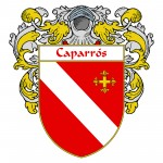 Caparros Coat of Arms 150x150 Spanish Coat Of Arms