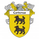 Cardenas Coat of Arms 150x150 Spanish Coat Of Arms