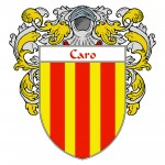 Caro Coat of Arms 150x150 Spanish Coat Of Arms