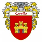 Carrillo Coat of Arms 150x150 Spanish Coat Of Arms