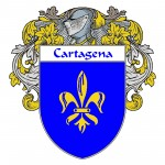 Cartagena Coat of Arms 150x150 Spanish Coat Of Arms