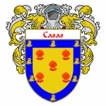 Casas Coat of Arms 150x150 Spanish Coat Of Arms