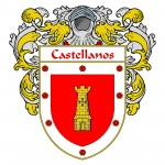 Castellanos Coat of Arms 150x150 Spanish Coat Of Arms