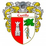 Castillo Coat of Arms 150x150 Spanish Coat Of Arms