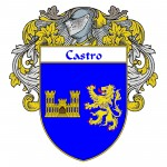 Castro Coat of Arms 150x150 Spanish Coat Of Arms