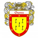 Chavez Coat of Arms 150x150 Spanish Coat Of Arms