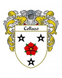 Collazo Spanish Coat of Arms