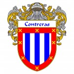 Contreras Coat of Arms 150x150 Spanish Coat Of Arms