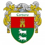 Cordero Coat of Arms 150x150 Spanish Coat Of Arms