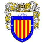 Cortez Coat of Arms 150x150 Spanish Coat Of Arms