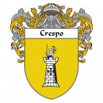 Crespo Coat of Arms 150x150 Spanish Coat Of Arms
