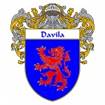 Davila Coat of Arms 150x150 Spanish Coat Of Arms