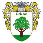 DeJesus Coat of Arms 150x150 Spanish Coat Of Arms
