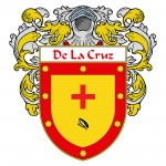 DeLaCruz Coat of Arms 150x150 Spanish Coat Of Arms