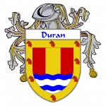 Duran Coat of Arms 150x150 Spanish Coat Of Arms