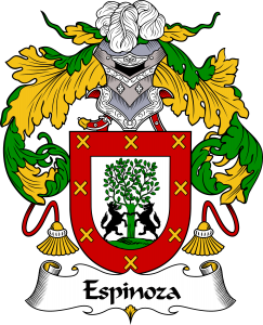 Espinoza Coat of Arms, Espinoza Family Crest, Espinoza escudo de armas, Espinoza cresta de la familia