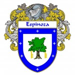 Espinoza Coat of Arms 150x150 Spanish Coat Of Arms