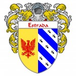 Estrada Coat of Arms 150x150 Spanish Coat Of Arms
