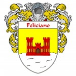 Feliciano Coat of Arms 150x150 Spanish Coat Of Arms