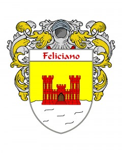 Feliciano Spanish Coat of Arms