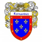 Fernandez Coat of Arms 150x150 Spanish Coat Of Arms