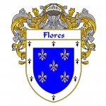 Flores Coat of Arms 150x150 Spanish Coat Of Arms