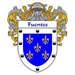 Fuentes Coat of Arms 150x150 Spanish Coat Of Arms