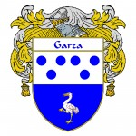 Garza Coat of Arms 150x150 Spanish Coat Of Arms