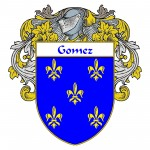 Gomez Coat of Arms 150x150 Spanish Coat Of Arms