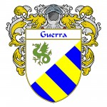 Guerra Coat of Arms 150x150 Spanish Coat Of Arms