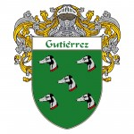Gutierrez Coat of Arms 150x150 Spanish Coat Of Arms
