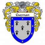 Guzman Coat of Arms 150x150 Spanish Coat Of Arms