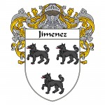 Jimenez Coat of Arms 150x150 Spanish Coat Of Arms