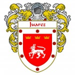 Juarez Coat of Arms 150x150 Spanish Coat Of Arms